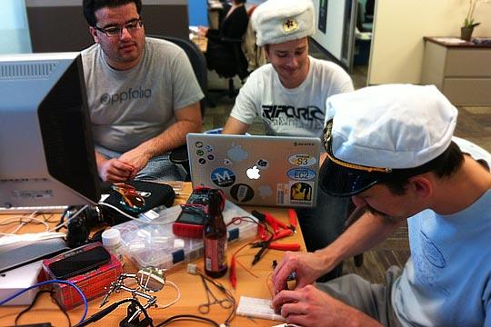 Team Bathroom - AppFolio Hack Day