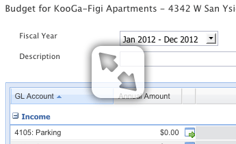 Property Budgeting